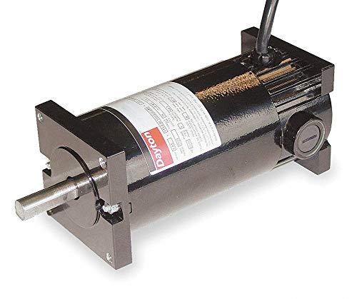 Dayton 1/4, 1/7 HP DC Permanent Magnet Motor DC Permanent Magnet