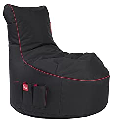 GAMEWAREZ Crimson Thunder 2.0 Gaming Sitzsack