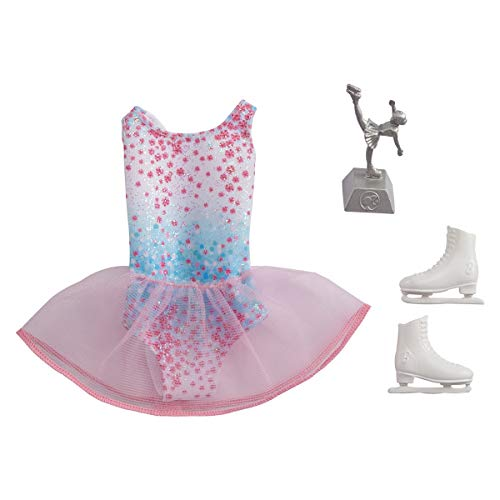 Barbie Career Ice Skater Fashion Pack
