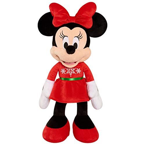 Disney 22' Minnie Mouse Holiday 2019 Plush (Amazon Exclusive)