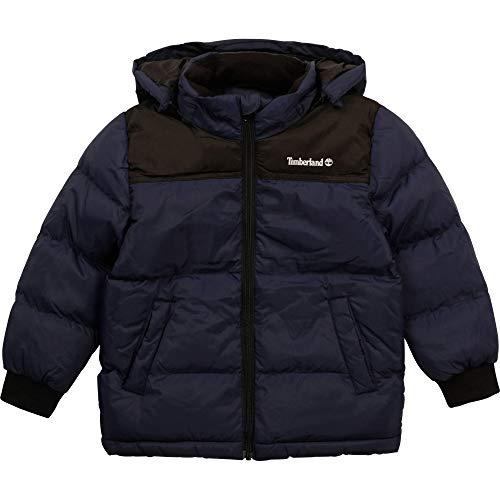 Timberland T26515 Mäntel Jungen Blau - 12 Jahre - Daunenjacken Outerwear