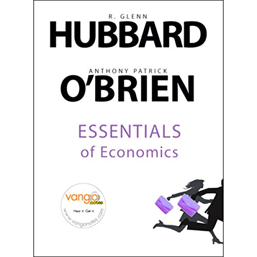Essentials of Economics audiobook cover art