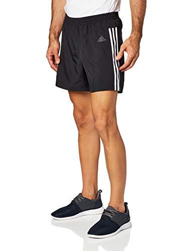 adidas Short Run It 3 Bandes pour Homme XL Noir
