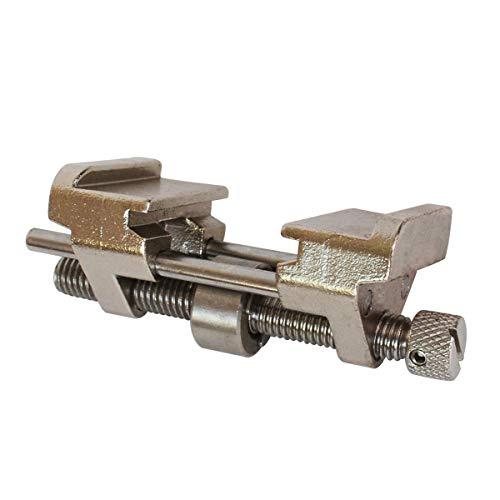 TECKE Stainless Steel Honing Guide for Chisel Planer Blade Flat Chisel Edge Sharpening