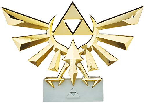 Legend of Zelda Hyrule Crest Light - Officially Licensed Nintendo Merchandise