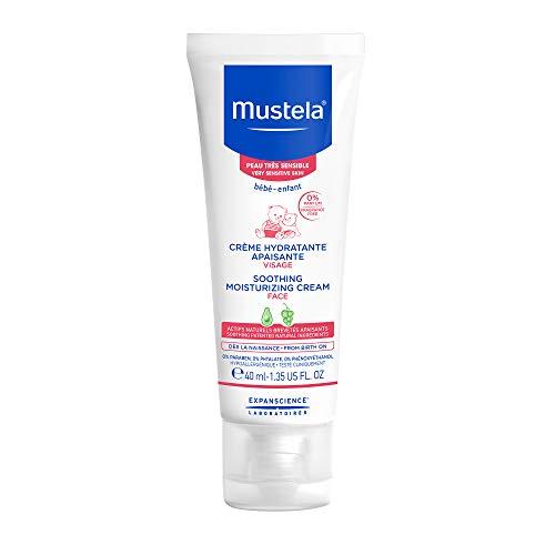 Mustela BB Soothing Moisturizing Cream Very Sensitive Cream
