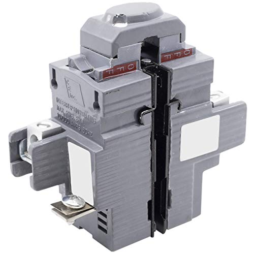 UBIP230-New Pushmatic P230 Replacement. Two Pole 30 Amp Circuit Breaker Manufactured by Connecticut Electric.