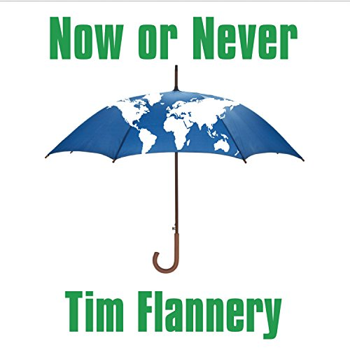 Now or Never audiobook cover art