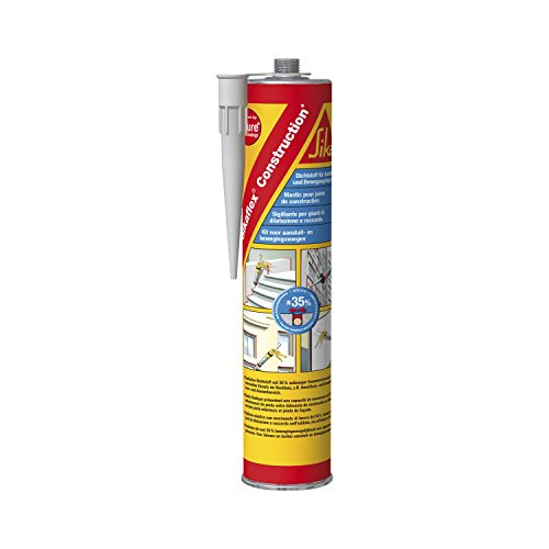 SIKA 443756 Sikaflex Construction+ 300ml weiß