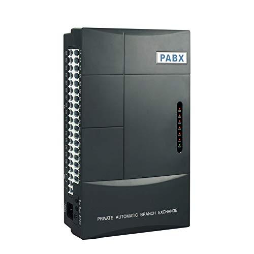 Excelltel 32ch intercom PABX PBX Telephone Exchange System CS serics (4CO, 32 Extensions)