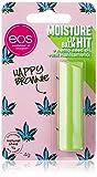 eos Happy Brownie Lip Balm Stick, Pflegestift für...