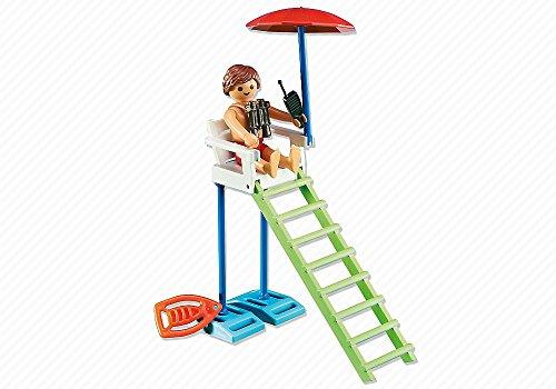 Playmobil 6449. Vigilante de playa o piscina