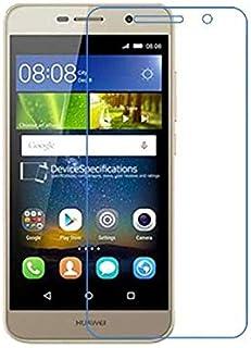 لاصقة حماية للشاشة زجاجية لهاتف هواوي Y6 برو