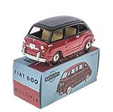 OPO 10 - Auto 1/48 Collezione Mercury di Hachette: Fiat 600...