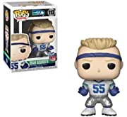 From Legends, Brian Bosworth, as a stylized Pop! Stylized collectable stands 3 ¾ inches tall, perfect for any Legends fan! Collect and display all Legends POP! Vinyls!