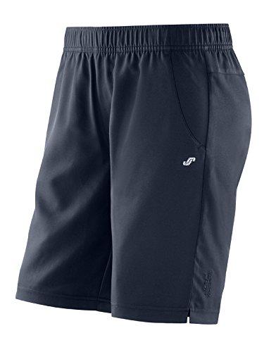 Joy Sportswear Roberta Damen Hose kurz mit Seitentaschen für Sport, Gym & Freizeit Normalgröße, 42, Night