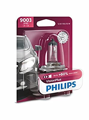 Philips Vision Upgrade Headlight Bulb2
