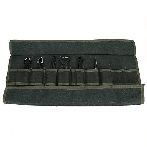 DFGH Bonsai-Werkzeug 6pcs Bonsai-Garten-Pflanzenschere-Trimmen Schneiden Multifunktions-Werkzeugsatz Mit Aufbewahrungstasche