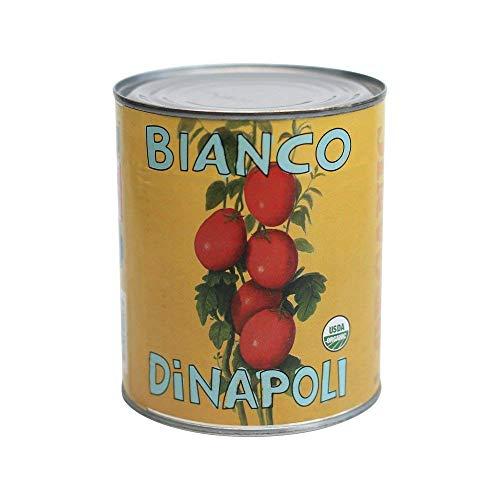 Bianco DiNapoli Whole Peeled Organic Tomatoes, 28 oz