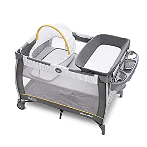 Graco Pack 'n Play Care Suite Bassinet Playard, Wells
