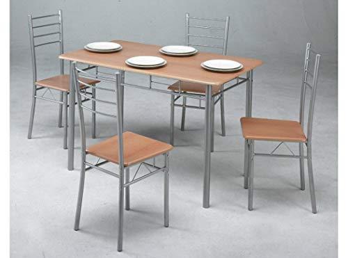 Kit Closet mesas de Cocina, Acero_Inoxidable, Miel 🔥