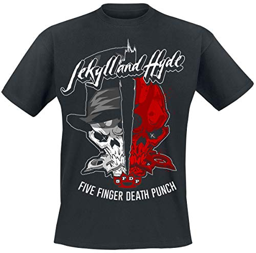 Five Finger Death Punch Jekyll And Hyde T-shirt noir M