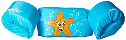 Coleman Company Stearns Puddle Jumper Basic Starfish Personal Floatation Device, Blue/Orange