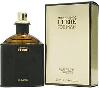 Ferre By Gianfranco Ferre For Men. Eau De Toilette Spray 2.5 oz