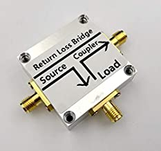 Quickbuying 1pcs 10-1000MHz VSWR Bridge Reflective Bridge SWR Bridge Radio Frequency Bridge Directional Bridge