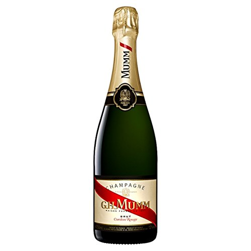 GH Mumm Cordon Rouge Brut NV 75cl (Pack de 6 x 75 cl)