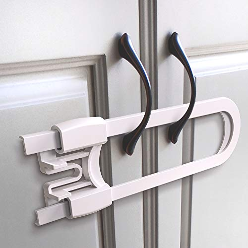 Image of Cabinet Handle Locks...: Bestviewsreviews