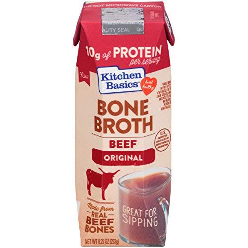 Kitchen Basics Original Beef Bone Broth, 8.25 fl oz (12 pack)