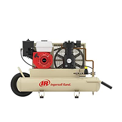 Ingersoll Rand 47623368001 SS3J5.5Gk-Wb 5Hp Single-Stage Air Compressor