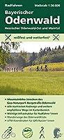 Radfahren, Bayerischer Odenwald / Hessischer Odenwald-Ost und Maintal 1:30.000: Massstab 1:30.000; reissfest und wetterfest; Mountainbike-Strecken des Geo-Naturpark; Alle markierten Radwege und weitere empfohlene Wege im Kartenbereich; Wichtige Infrastruktur fuer Radfahrer; Wanderwege des Odenwaldklubs; UTM-Koordinaten fuer GPS-Nutzer
