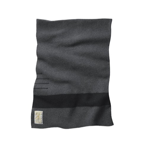 Review Of Hudson Bay 3.5 Point Twin Size Blanket - Charcoal