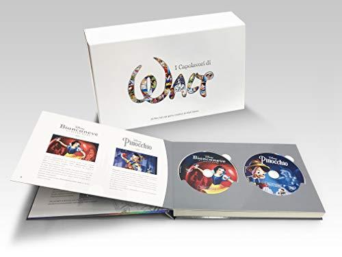 I Capolavori Di Walt 2018 ( Box 20 Dvd) - Italiano