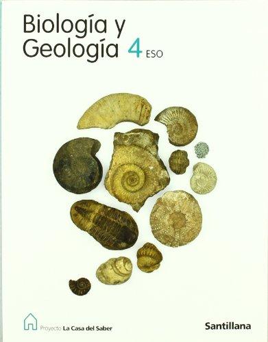 Proyecto La Casa del Saber, biología y geología, 4 ESO