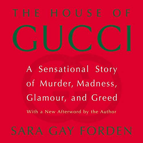 The House of Gucci cover art