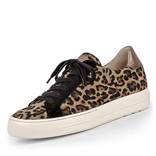 Paul Green 4717 Damen Sneakers Animal, EU 38,5