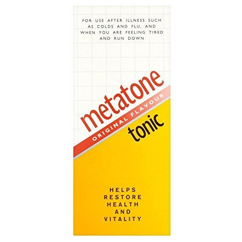 Metatone Original Flavour Tonic (500ml) - Pack of 6