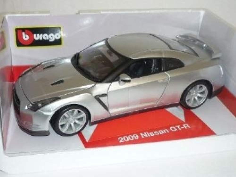Nissan Skyline Gtr Gt-r R35 Silber Coupe 1 18 Bburago Burago Modellauto Modell Auto SondeRangebot B004E71T5U  Moderate Kosten | Louis, ausführlich