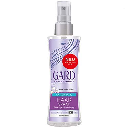 GARD Pump Haarspray Extrastark mit natürlichem Bambusextrakt 145ml