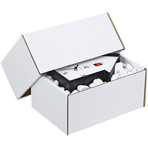 Scatole con coperchio telescopiche bianche