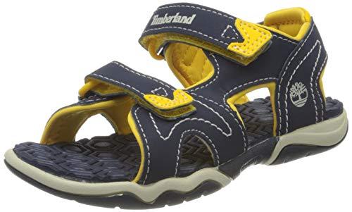 Timberland Active Casual Sandal FTK_Adventure Seeker 2 Strap Sandal, Unisex-Kinder Sandalen, Blau (BLUE), 30 EU