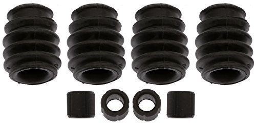 ACDelco 18K2549 Professional Front Disc Brake Caliper Rubber Bushing Kit
