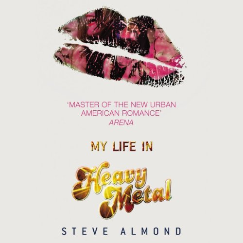 My Life in Heavy Metal audiobook cover art