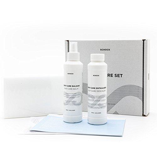 Easy Care Pflegemittel Set für Granitspüle Reinigungsmittel für Schock Franke Blanco u.a.