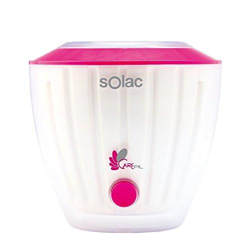 Solac DC7501 - Depiladora de cera