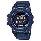 [カシオ] 腕時計 ジーショック G-SQUAD GBD-100-2JF メンズ ブルー