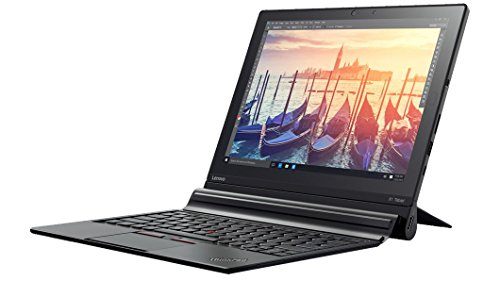 Lenovo ThinkPad X1 256GB 3G 4G Black tablet - Tablets (30.5 cm (12'), 2160 x 1440 pixels, 256 GB, 3G, Windows 10 Pro, Black)